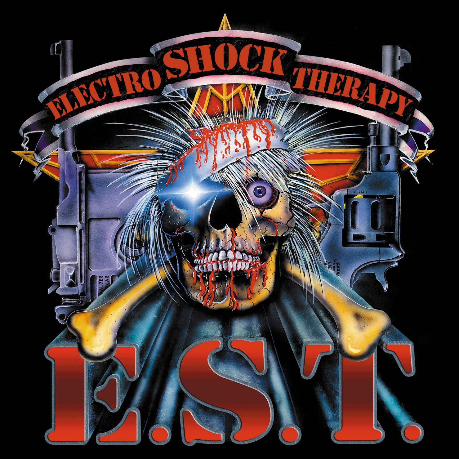 E.S.T. - Electro Shock Therapy (Limited CD Box-Set) - pre-sale