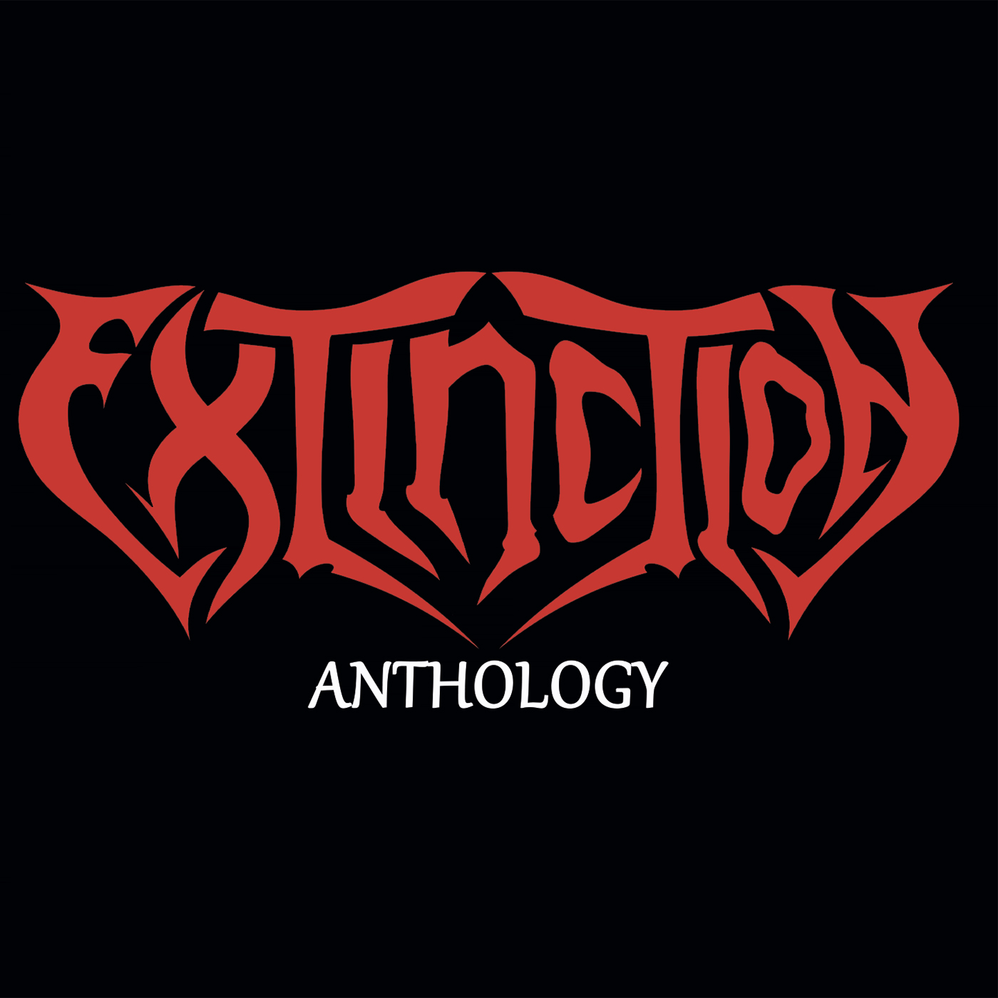 Extinction - Anthology (2 CD demo compilation) - Pre-Sale
