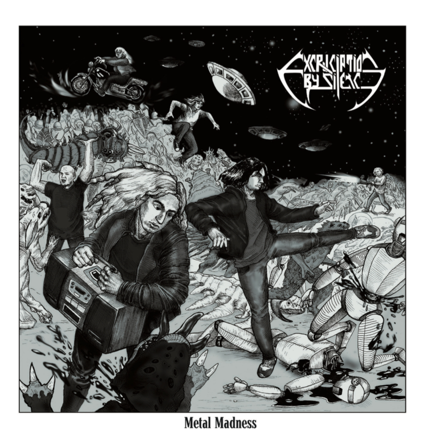 Excruciation by Silence - Metal Madness - pre-sale