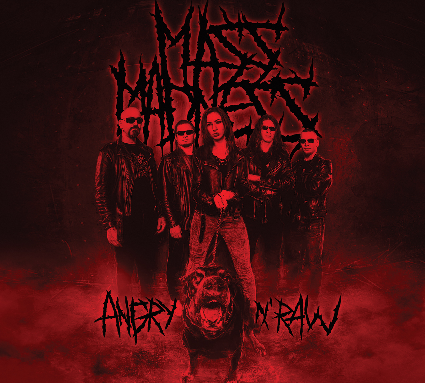 Mass Madness - Angry N` Raw