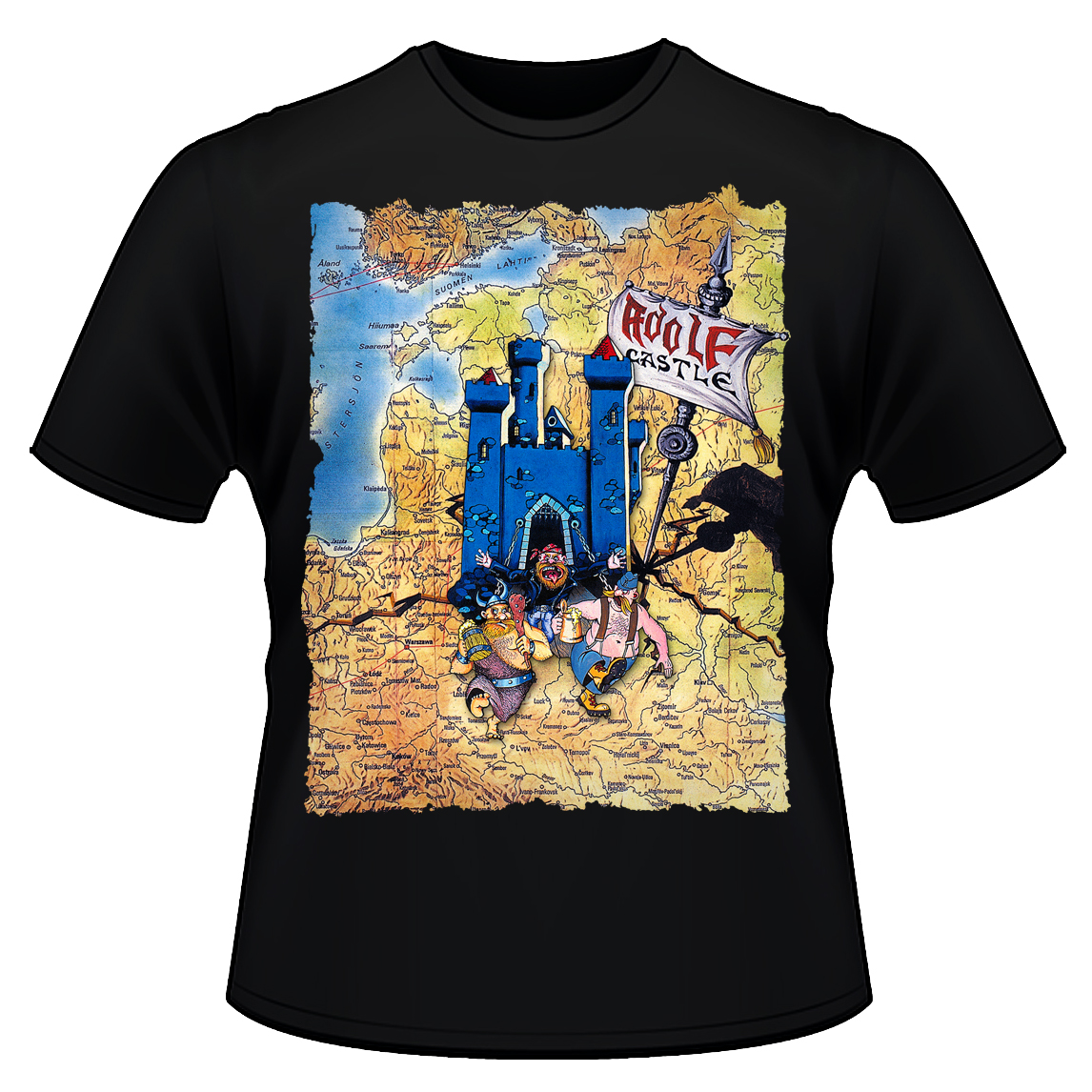 Adolf Castle - (T-Shirt) - Pre-Sale