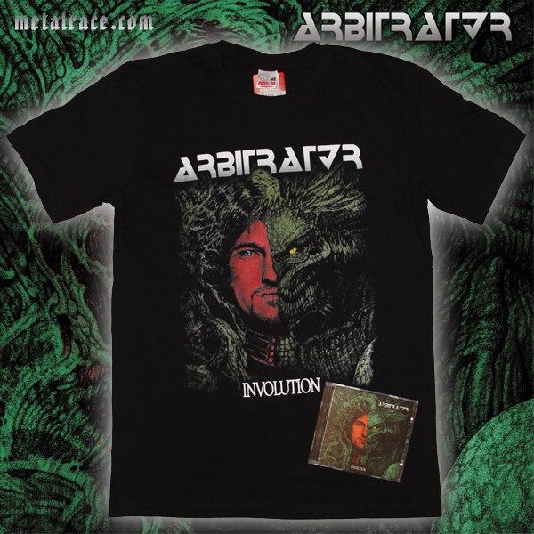 Arbitrator - Involution - T-Shirt